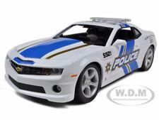 2010 CHEVROLET CAMARO RS SS POLICE 1/18 DIECAST MODEL CAR BY MAISTO 31161