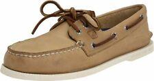 Sperry 0197632W : Top-Sider Men's A/O Boat Shoe Oatmeal