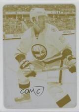 2016 Upper Deck Printing Plate Yellow #118 Brock Nelson New York Islanders Card