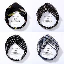 Summer Cloth Turban Twist Head Knot Headband Wrap Twisted Hair Band Fashion Gift