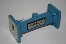 ARRA  KU480-6  WG18 WR62 12.4 - 18.0Ghz  6dB WAVE GUIDE ATTENUATOR        ae1y13