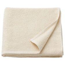 Ikea badetuch 55x120 cm beige duschtuch toallas toallas 100/% algodón nuevo