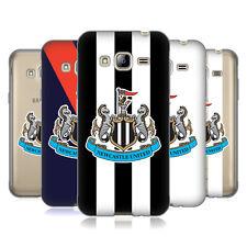 Newcastle United FC NUFC 2015/16 Crest KIT GEL SOUPLE CASE Pour SAMSUNG Phone 3