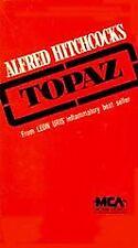 Topaz, Frederick Stafford, John Forsythe, VHS