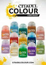 Citadel Paint - Contrast Paint - choose your colour