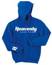 HEAVENLY LAKE TAHOE Gildan Hoodie Sweat Shirt Snow Ski Boarding Gift S-5X