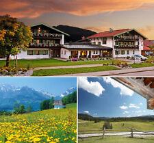 Verwöhnurlaub im Chiemgau Hotel zum Postillion Reit im Winkl Bayern 2 Personen