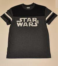 BNWT Star Wars Men's Gray T-Shirt (S, M) Empire Strikes Back Return of the Jedi