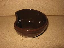 Retired Longaberger Brand New Chocolate Interlocking Bowl mint in box not used