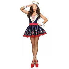 Sailor Costume Adult Halloween Fancy Dress