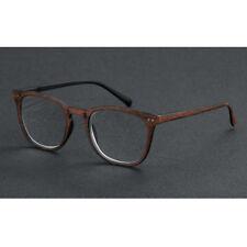 Retro Photochromic Reading Glasses Wood Grain Vintage Eyeglasses Sunglasses
