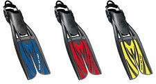 Scubapro TWIN JET MAX palmes réglables taille S-XL différents couleur fins