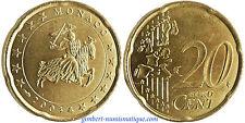 MONACO  , RAINIER  III , 20  CENTIMES 2003 , SCEAU DES GRIMALDI , SUPERBE A FDC