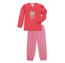 Schiesser chica traje regional pyjamaset 100% Algodón Oktoberfest 104 116 128