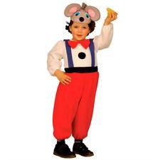 Topolino Costume per bambini mouse RAGAZZA TOPO Abbinamento CARNEVALE