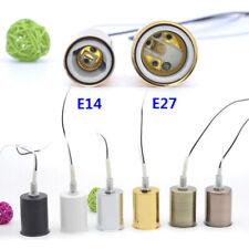 E27 E14 Ceramic Screw Base Light Bulb Lamp Socket Holder Adapter Multi-Colored