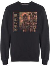 Totem Pole Graphic Men's Sweatshirt -Image by Shutterstock
