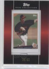 2009 Topps Silk Collection RAJO Randy Johnson San Francisco Giants Baseball Card