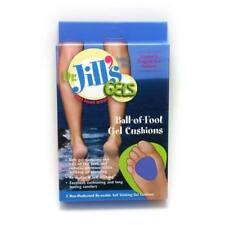 Dr. Jill's Metatarsal Callus Pads Gel Ball of Foot Cushions