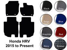 Honda HRV (2015-DATE) New Fully Tailored Car Floor Mat Choice Of Quality