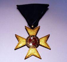 SERBIAN  MILITARY ORDER , MEDAL , CROSS . 1912 .