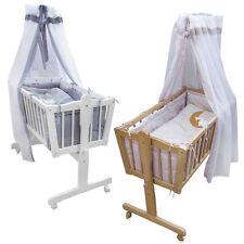 Baby Beistellbetten GüNstiger Verkauf Beistellbett Stubenwagen Babywiege Von Roba