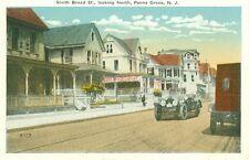 Penns Grove,NJ. Looking North on South Broad Street