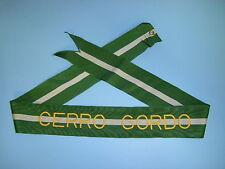 24 US Army  Streamer Cerro Gordo Mexican War