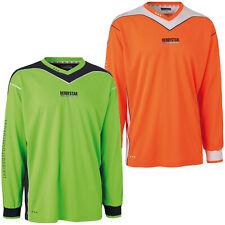 Derbystar Torwarttrikot Brillant langarm Fußball Goalkepper Shirt Kinder Herren