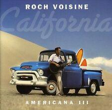FREE US SHIP. on ANY 2+ CDs! ~Used,Good CD Voisine, Roch: Vol. 3-Americana Calif