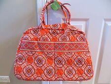 Vera Bradley WEEKENDER Shoulder Bag Luggage Travel Carry-On- NWT! Retired!
