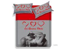 Lenzuolo - Copriletto MISS TERRY - LUMI. Singolo e Matrimoniale. Stampa digitale