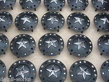KMC ROCKSTAR BLACK CENTER CAP for XD775 17x9 18x9 20x10 22x12 24x12 XD 775 RIMS