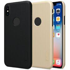 Apple iPhone X 10 NILLKIN Super Frosted Series Handyhülle Cover Shell Matt Logo
