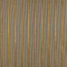 Uptown Fabric Robert Allen Beacon Hill Kelly Stripe Umber 100% Silk Drapery