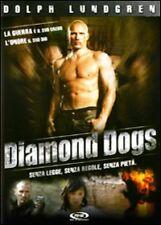 Dvd **DIAMOND DOGS** con Dolph Lundgren nuovo 2007