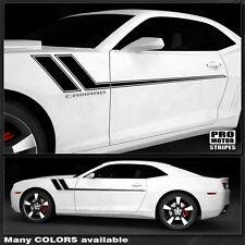 Chevrolet Camaro Hash Speed Side Accent Stripes Decals 2010 2011 2012 2013