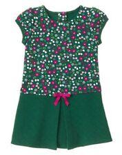NWT Gymboree PLUM PONY Floral Dress 2T 3T 5T Girls Toddler