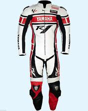 Traje De Cuero Moto Yamaha R Racing Moto Traje de Cuero del zurriago Todas Las Tallas