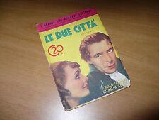 CINEROMANZO ILLUSTRATO N.126 1936 LE DUE CITTA' RONALD COLMAN ELISABETTA ALLAN