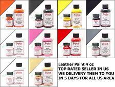 Angelus Brand Acrylic Leather Paint Waterproof 4oz