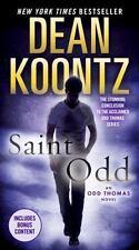 Odd Thomas #7: Saint Odd by Dean Koontz (2015, Mass Market Paperback)