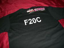 JDM STYLE F20C HONDA S2000 S 2000 S2K F20 T-SHIRT NWT EG EF EK SI GSR F20 SWAP