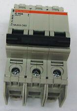 Merlin Gerin Square D 60113 Miniature Circuit Breaker New 12728EL