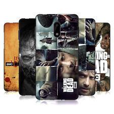 OFFICIAL AMC THE WALKING DEAD LOGO BLACK GEL CASE FOR MICROSOFT NOKIA PHONES