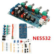 NE5532 HIFI OP-AMP Amplifier Preamplifier Volume Tone EQ Control Board DIY Kits