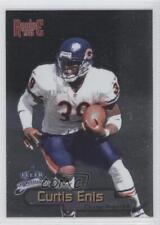 1998 Fleer Brilliants #130 Curtis Enis Chicago Bears Rookie Football Card