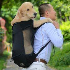 Big Dog Travel Carrier Bags For Large Dogs Adjustable Breathable Backpack Bag
