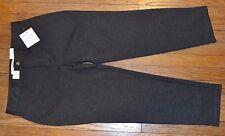 Croft & Barrow Secretly Slimming Straight Leg Gray Stretch Pants Casual Pant