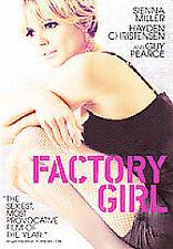 Factory Girl DVD (2007) Sienna Miller New Sealed